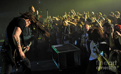 Music Photograph - Tfk-ty-trevor-2911 by Gary Gingrich Galleries