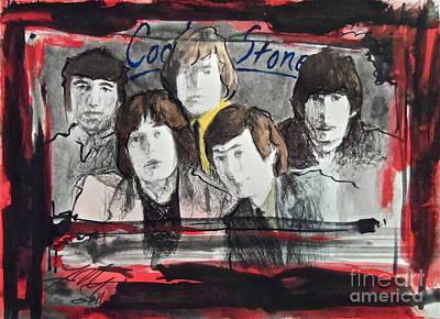 Tha Rollin' Stones Original by Wade Hampton
