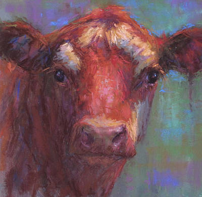 Painting - Thaddeus by Susan Williamson