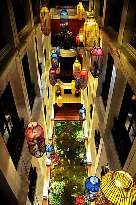 Photograph - Thai Hotel by Money Sharma