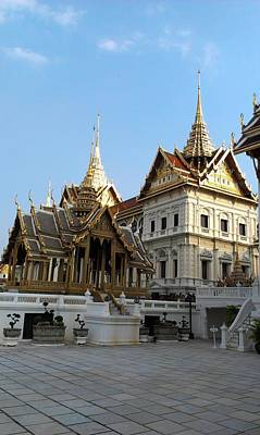 Photograph - Thai King Grand Palace by Sumit Mehndiratta