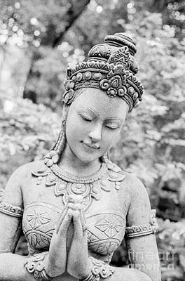 Photograph - Thai Temple Beauty by Dean Harte
