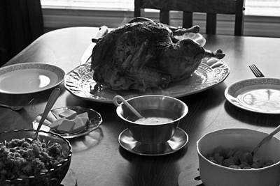 Photograph - Thanksgiving by Jessica Brown