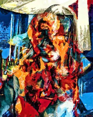 Painting - That Day by Joe Misrasi