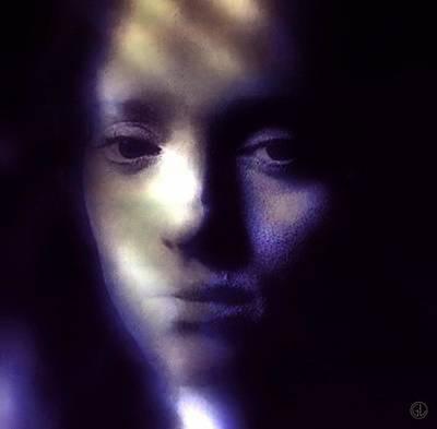 Introverts Digital Art - That Empty Feeling by Gun Legler