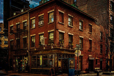 Photograph - That Place In Soho by Chris Lord