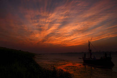 Photograph - ...that Promise Of A Golden Tomorrow by Rohit Chawla