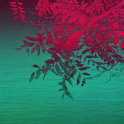 Vivid Digital Art - That Tropical Feeling by Ann Powell