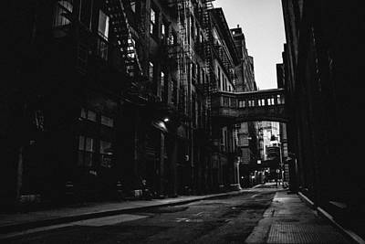 Photograph - That True Alley by Richard Cline