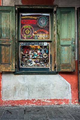 Voodoo Shop Photograph - That Voodoo Thing by Steve Harrington