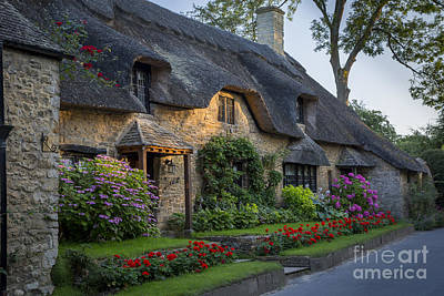 Photograph - Thatched Roof by Brian Jannsen