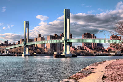 Photograph - The 103th Street Bridge  by JC Findley