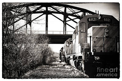 Photograph - The 6021 by John Rizzuto