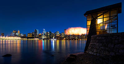 Photograph - The 9 O'clock Gun by Alexis Birkill