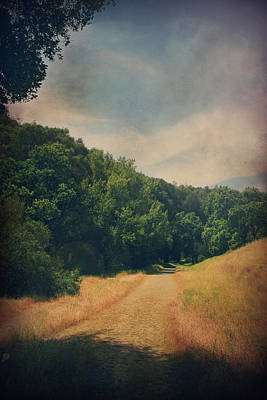 The Adventure Begins Art Print by Laurie Search