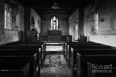 Photograph - The Aisle by Doug Wilton