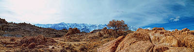 Photograph - The Alabama Hills by Glenn McCarthy Art and Photography