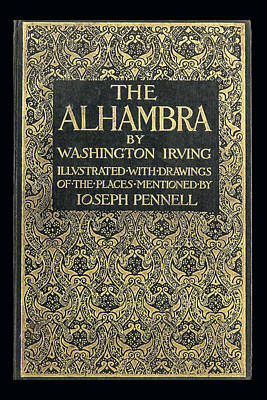 Photograph - The Alhambra by Jack R Perry