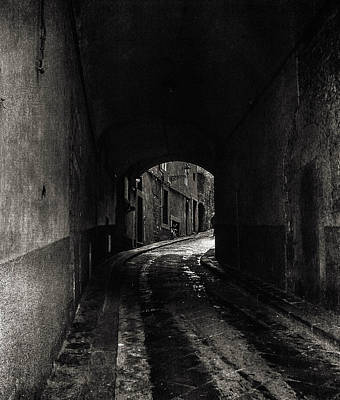 Steven Taylor Photograph - The Alley  by Steven  Taylor