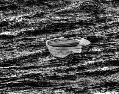 Keith Richards - The Angry Sea 017 by Jeff Stallard
