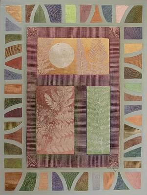 The Approach Of Winter Art Print by Jennifer Baird