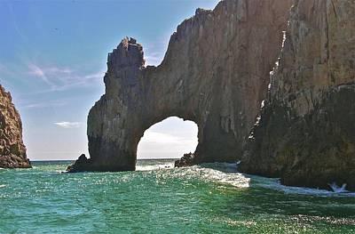 The Arch Lands End Cabo San Lucas  Print by Jennifer Lamanca Kaufman