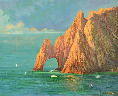 The Arch Of Cabo San Lucas 2 Original