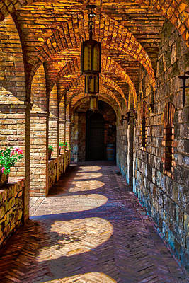The Arches Art Print