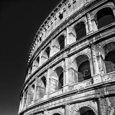 Photograph - The Arena by Brad Brizek