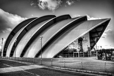 Photograph - The Armadillo by Ross G Strachan