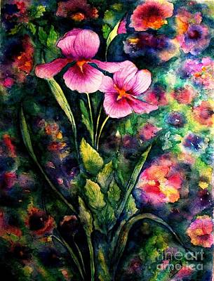 Painting - The Aroma Of Grace by Hazel Holland