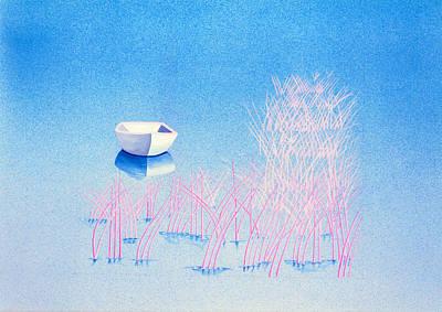 The Arrival Art Print by Daniele Zambardi