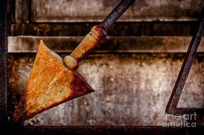 Photograph - The Arrowhead by Kathleen K Parker
