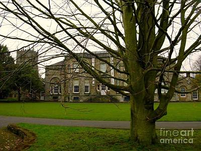 Photograph - The Art Gallery At Kirkland Kendal by Joan-Violet Stretch