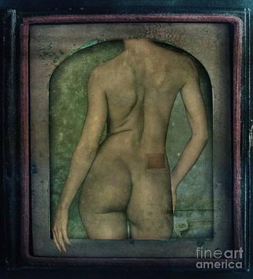 The Art Of Illusion Art Print