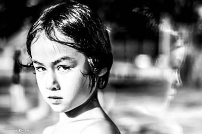 Photograph - The Asian Ghost Mind by Stwayne Keubrick