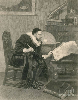 Photograph - The Astrologer 1879 by Science Source