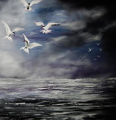 The Atlantic Tern. Original