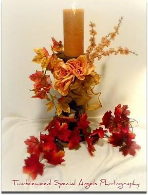 The Autumn Look Art Print