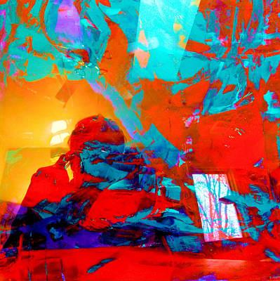 The Awakening Art Print by Carolyn Repka