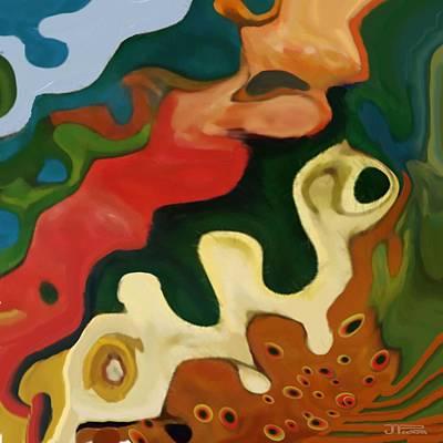 The Awakening Art Print by Jann Paxton