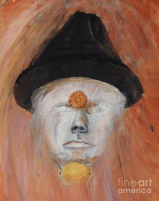 Joseph Beuys Painting - The Awakening Of Spirituality by Heidi Sieber