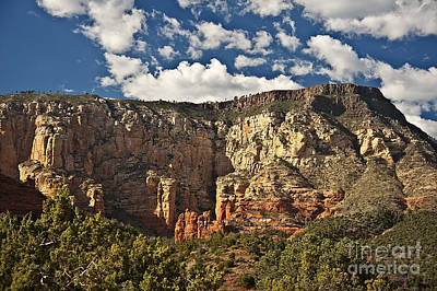 Photograph - The Back Side Of Sedona by Lee Craig