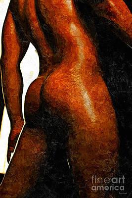 The Backside Of Art Original