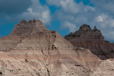 Photograph - The Badlands by Keith Swango