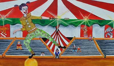 The Balancing Act Original