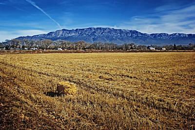 The Bale - Sandia Mountains - Albuquerque Art Print