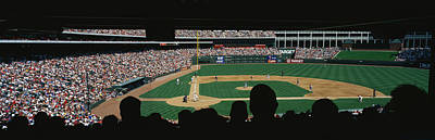 The Ballpark In Arlington Art Print
