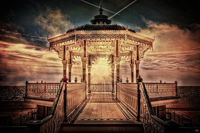 Photograph - The Bandstand by Chris Lord