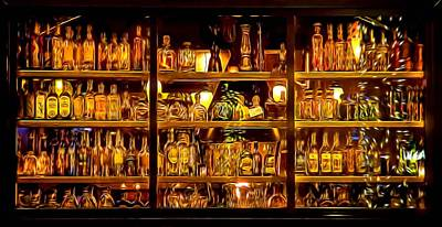 Photograph - The Bar		 by Mark Andrew Thomas